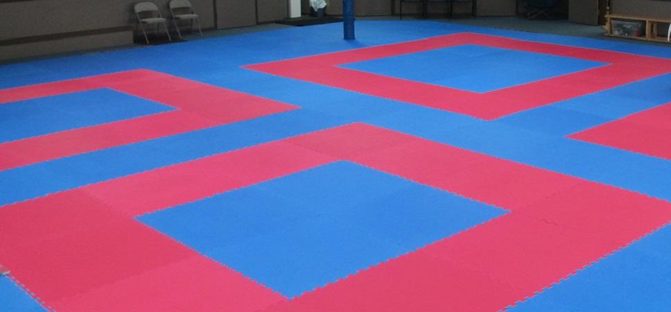 Taekwondo Mats Manufacturer Wholesaler Delhi India